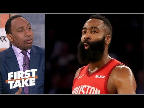 James Harden 'has been nothing short of sensational' – Stephen A. | First Take