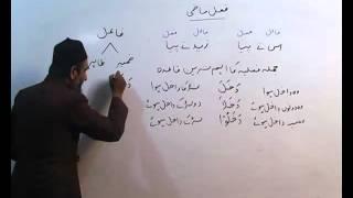 Arabi Grammar Lecture 28 Part 04 عربی  گرامر کلاسس