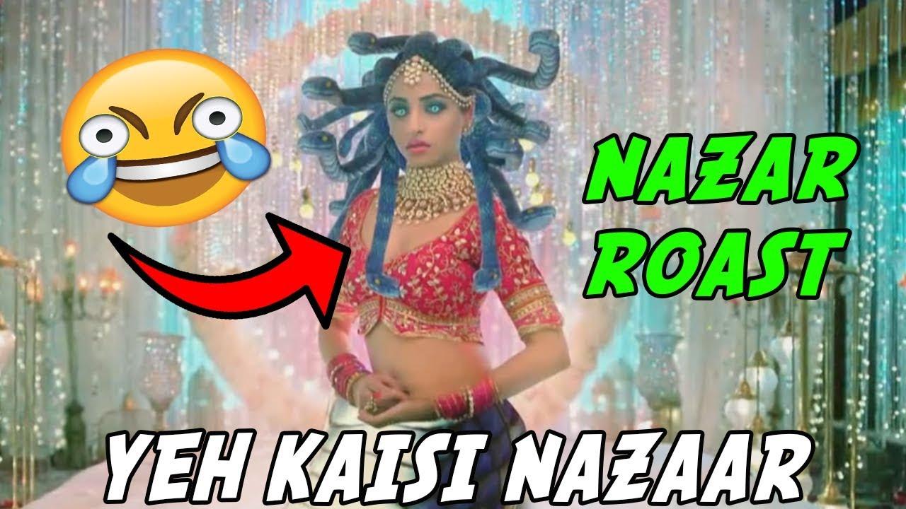 Nazar – World's Scariest Show | Nazar Roasted | Why it sucks ep – 45