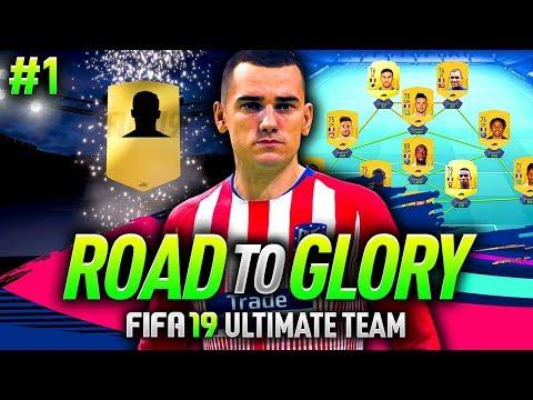 FIFA 19 ROAD TO GLORY!