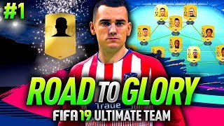 FIFA 19 ROAD TO GLORY EP 1 HOW TO START FUT19! Subscribe! https://w...