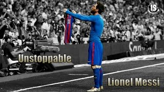 Lionel Messi Unstoppable Dribbling Skills Goals 2016 2017 HD