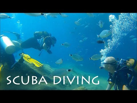 TURKEY: scuba diving at Alanya [HD]