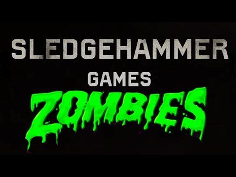 """NEW! Call of Duty November 2017 Co-Op Zombies Mode Announce """"BOOTS ON THE GROUND"""" SLEDGEHAMMER Games"""