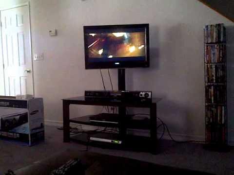 samsung soundbar wireless sub hw c450 youtube. Black Bedroom Furniture Sets. Home Design Ideas