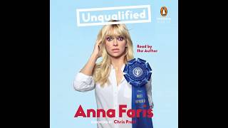 Unqualified by Anna Faris, read by the Author & Fred Sanders – Audiobook Excerpt