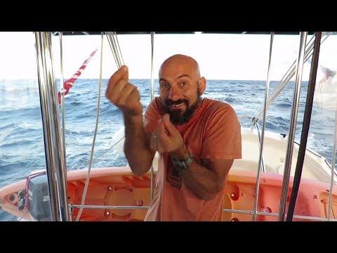 34. Sailing to Suva FIJI & Maya's Cooking Show