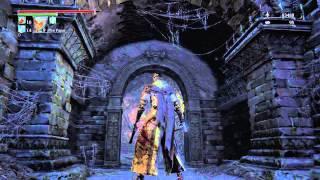 Bloodborne™ I FOUND A ILLUSION WALL!