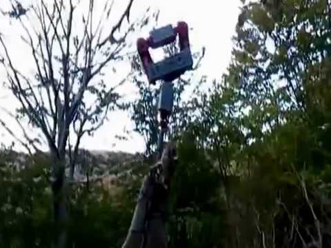 Funicular forestier mobil  GREIFENBERG TG 700