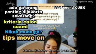 Anya Geraldine QnA | Orang Penting di Jakarta Ada Ga?