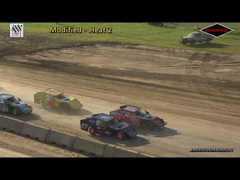Modified Heats - Clay County Speedway - 7/8/18