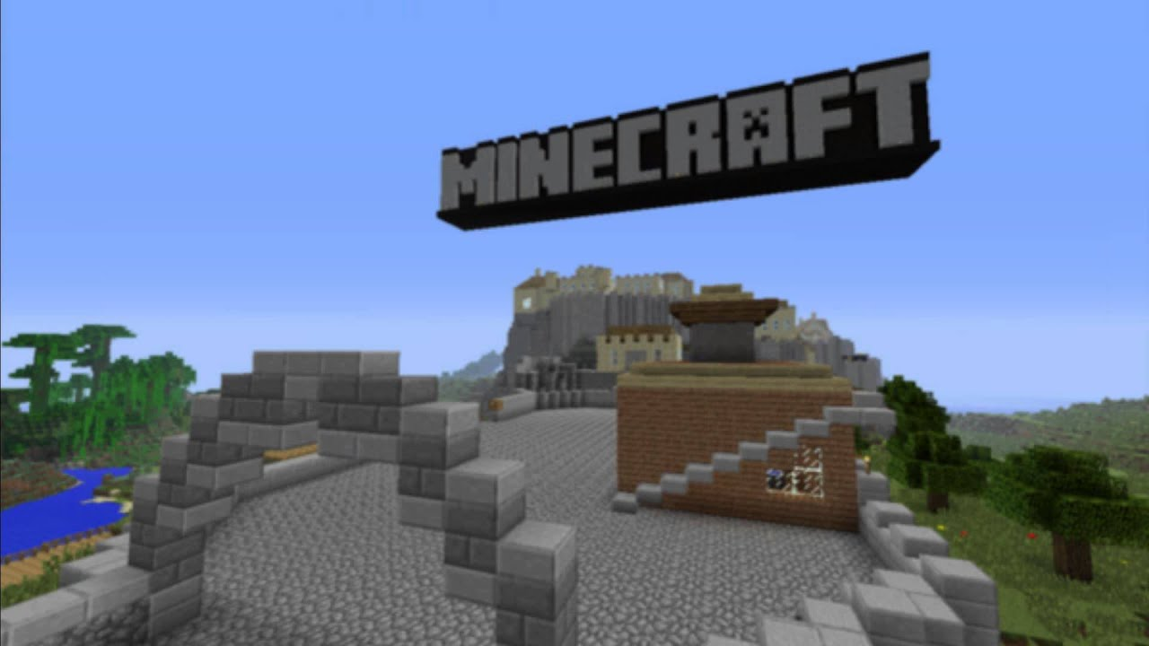 New | Minecraft Xbox 360 | TU12 Tutorial World Picture | New Features