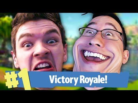 THE BEASTIE BOYS   Fortnite (Battle Royale Funny Moments) #7 w/ Markiplier