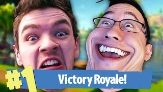 THE BEASTIE BOYS | Fortnite (Battle Royale Funny Moments) #7