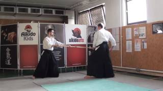 6 no jo awase 1  jo-jo [TUTORIAL] Aikido advanced weapon technique