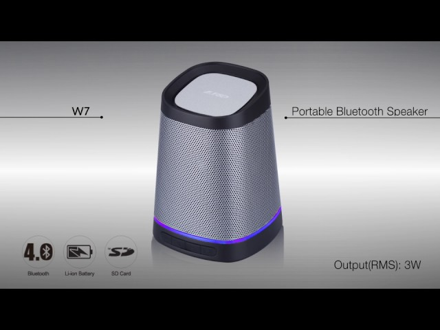 Product Video: W7