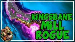 Hearthstone - Kingsbane Mill Rogue (Season 47)
