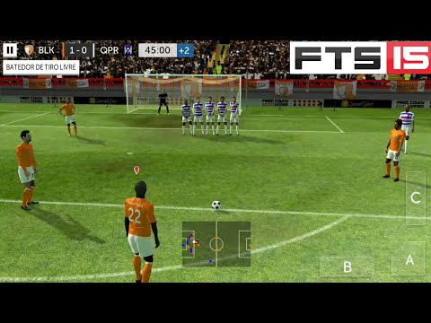 First Touch Soccer 2015 (FTS 15) - Android Gameplay #29
