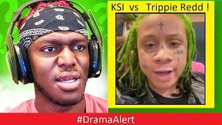 KSI vs Trippie Redd !!!! #DramaAlert Why Jeffree Star is TRENDING! Belle Delphine DEFENDS!