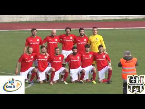 Virtus Bergamo 1909-Virtus Bolzano 3-0, 11esima giornata d'andata gruppo B Serie D 2016/2017