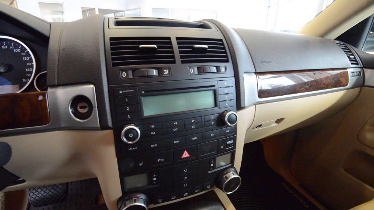 2008 Volkswagen Touareg LUX 4MOTION (stk# P2845 ) for sale Trend Motors VW Rockaway, NJ Morris ...