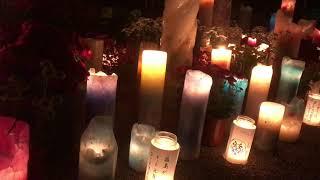 11月11日東日本大震災の月命日、LOVE FOR NIPPONが二本松の菊人形会場で...