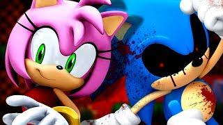 SONIC.EXE & ADVANCE AMY | Sonic Mania Mod