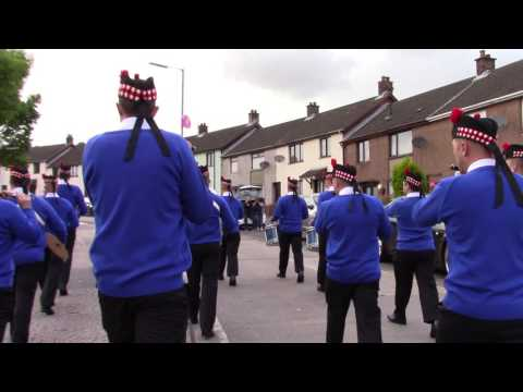 Six Counties Protestant Boys FB @ Rathcoole Protestant Boys FB Memorial Parade 2017