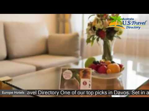 Sunstar Alpine Hotel & SPA Davos - Davos Platz Hotels, Switzerland
