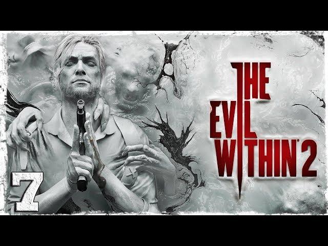 Смотреть прохождение игры The Evil Within 2. #7: Поезд.