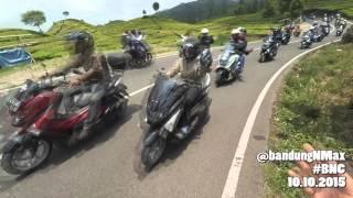 BNC Yamaha Nmax Riding to Ciwidey 10.10.2015 (part 4)