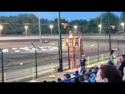 Sycamore Speedway 7-5-19 Compact Combat Heat 1