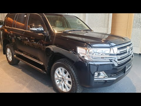 Toyota Land Cruiser Facelift VX 2019 [J200] In Depth Review Indonesia