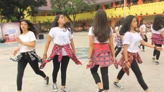 SMA 1 MEDAN ESKUL MODERN DANCE II