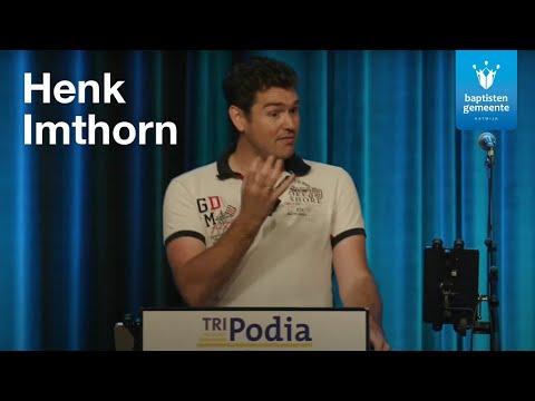 06-09 Eredienst - Henk Imthorn