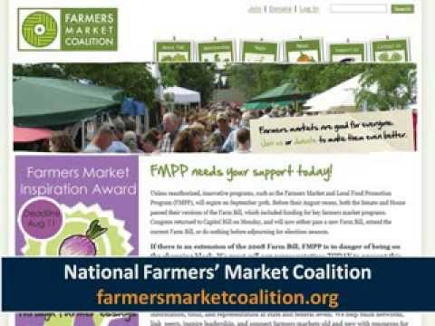 WEBINAR: Farmers' Markets