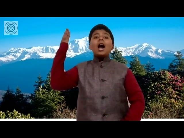 Hindi Diwas 2021 celebration at PBAS