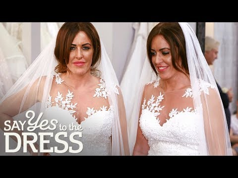 Bride Shops For Second Wedding Dress With £10k Budget | Say Yes To The Dress UK