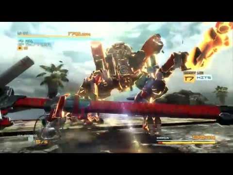 DL-Story-02 Blade Wolf Vs Khamsin No Damage Boss Fight (Hard Difficulty)