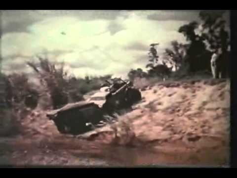 Gama-Goat off-road tests in the 60s.