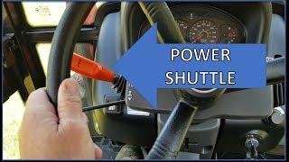 Video Branson 78HP Tractor Power Shuttle in action while bush hogging download MP3, 3GP, MP4, WEBM, AVI, FLV Juli 2018