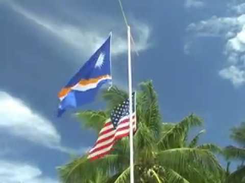 Marshall Islands -- Liberation Day & Palm Sunday on Aur Island - part 1