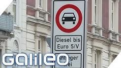Diesel Fahrverbot: Wie sinnvoll ist die neue Regelung? | Galileo | ProSieben