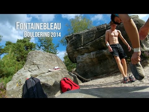 Fontainebleau Bouldering 2014 - The Beginning of all trips