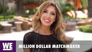 farrah abraham worries her date is judging her   million dollar matchmaker