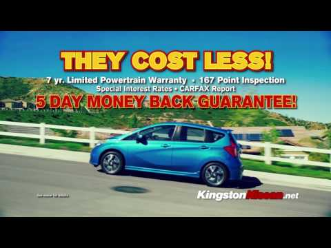 Kingston Nissan - Credit Biker