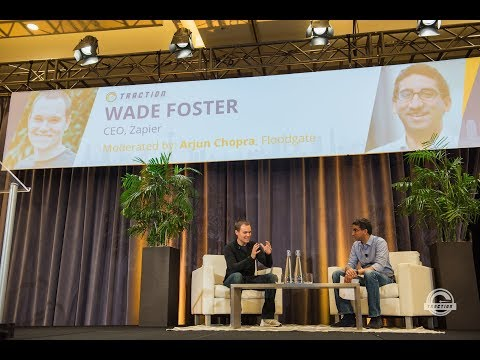 Wade Foster, Zapier - From Side Project To $50M Revenue & 3 Million Users
