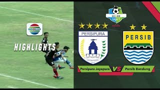 Persipura Jayapura vs Persib Bandung   Go-Jek Liga 1 Bersama Bukalapak