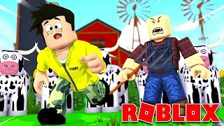 BUSAR ON A FARM IN ROBLOX