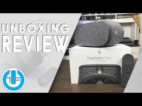 GOOGLE DAYDREAM  Unboxing & Review PRIMICIA
